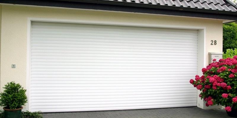 Rolling Garage Door Style